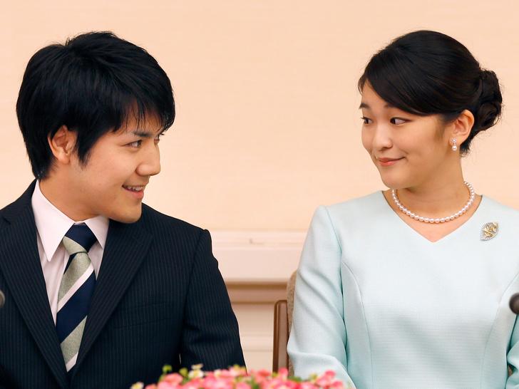 Фото №1 - Японские Ромео и Джультетта: почему принцесса Мако и ее возлюбленный никак не могут пожениться