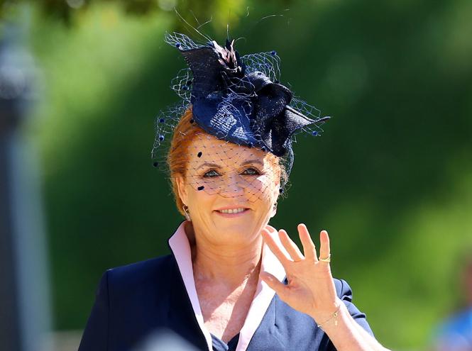 Фото №4 - Сара Фергюсон станет главной звездой второй королевской свадьбы