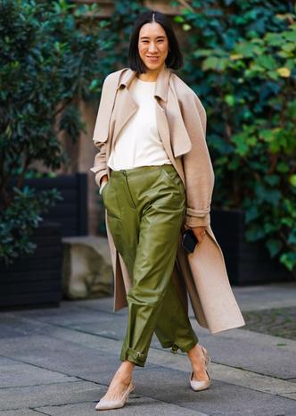 Фото №10 - Как выбрать идеальные брюки по типу фигуры