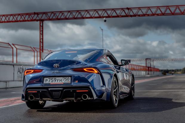 Фото №1 - Toyota Supra: не ласковый, не нежный зверь