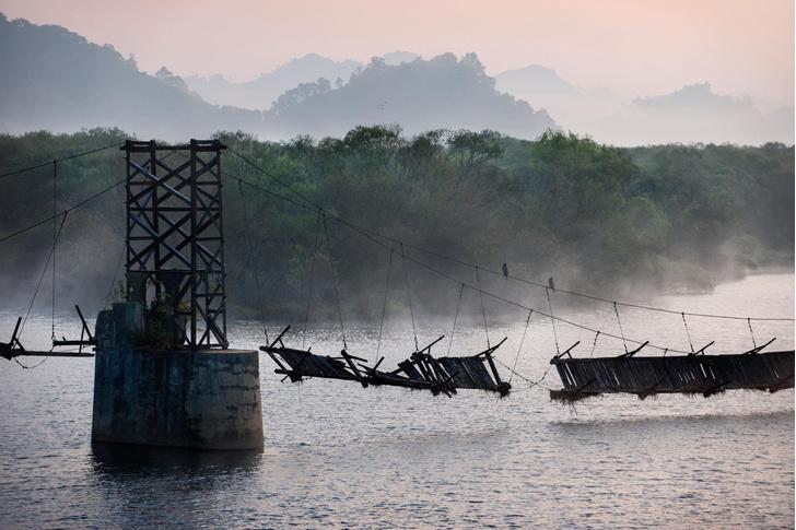 Фото №1 - Один кадр: Корейский полуостров