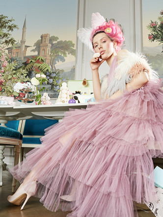 Фото №32 - Французский шик: как одеться в стиле современной Марии-Антуанетты