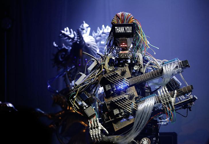 Фото №12 - Революция роботов
