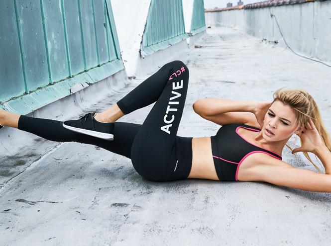 Фото №3 - Спецвыпуск: новая фитнес-коллекция от Calzedonia