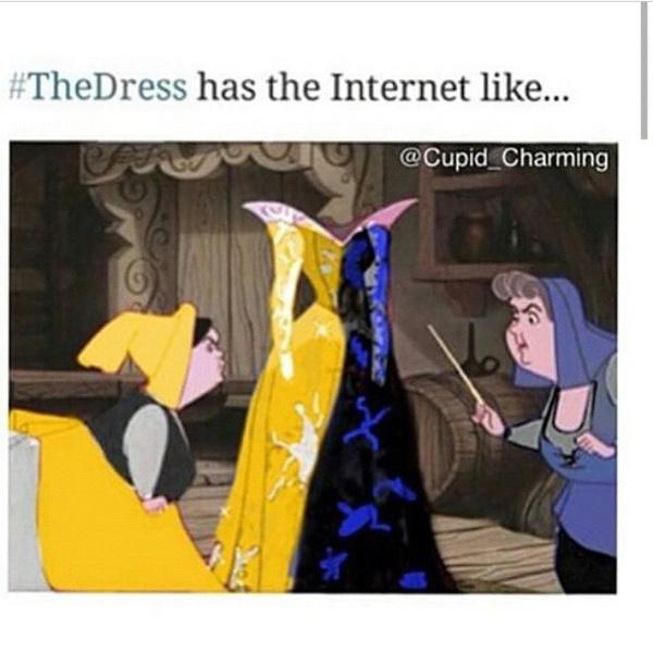 Фото №2 - Как одно платье свело интернет с ума?