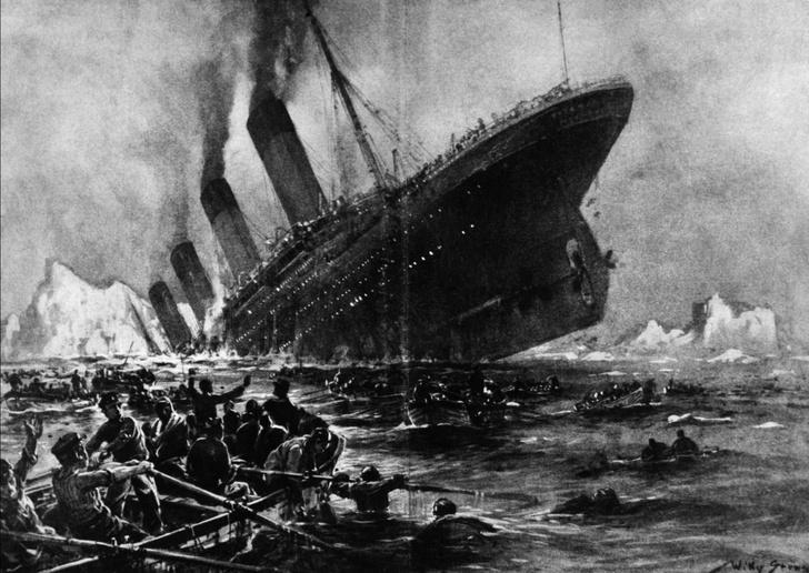 Фото №5 - Непотопляемая: история Вайолетт Джессоп, которая выжила после крушения трех кораблей, включая «Титаник»