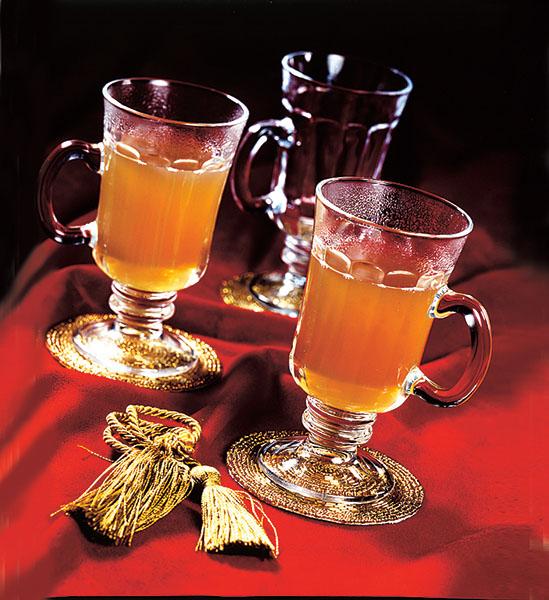 Фото №4 - Ароматный чай: четыре вкусных рецепта