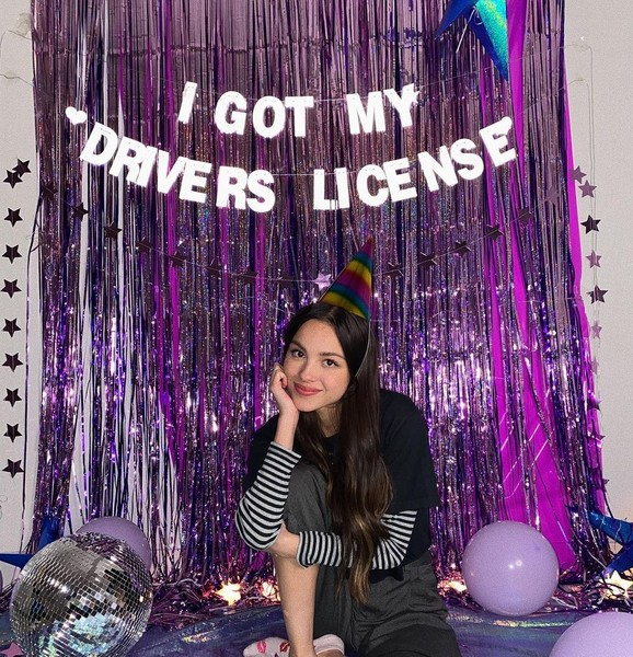 Оливия Родриго поговорила о смысле песни «Drivers licence» | ELLEGIRL