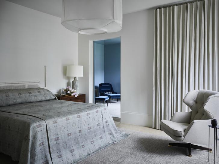 Фото №6 - Современный дом в синих тонах в Далласе