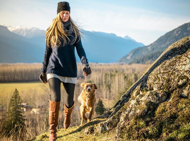 Фото №4 - 8 причин, почему прогулка лучше спортзала