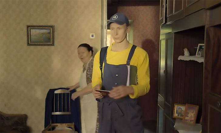 Фото №1 - Короткометражка недели: «Служба доставки» (драма, 2019, Россия, 13:10)
