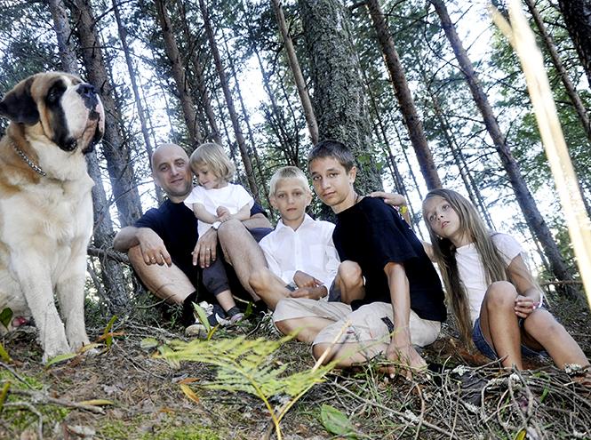 Фото №10 - Захар Прилепин: монолог об отцовстве, отцах и детях