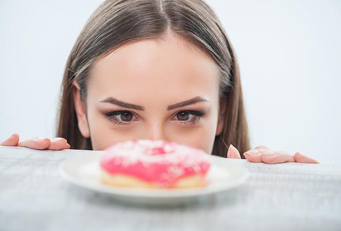 Фото №2 - Как побаловать себя кексом без чувства вины: правило здорового питания 80/20