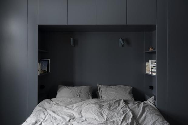 Фото №9 - Лунное безмолвие: дом в серых тонах в Швеции