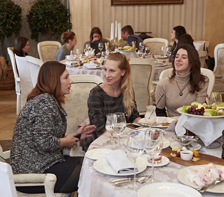 Фото №11 - Команда «Вокруг Света» собрала гостей на пресс-завтрак