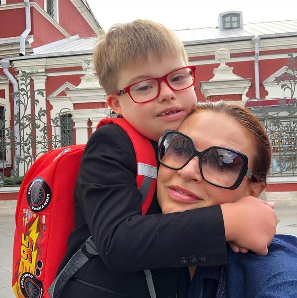 Фото №3 - Блёданс ответила Диане Закутней, пожелавшей утопить ребенка-инвалида