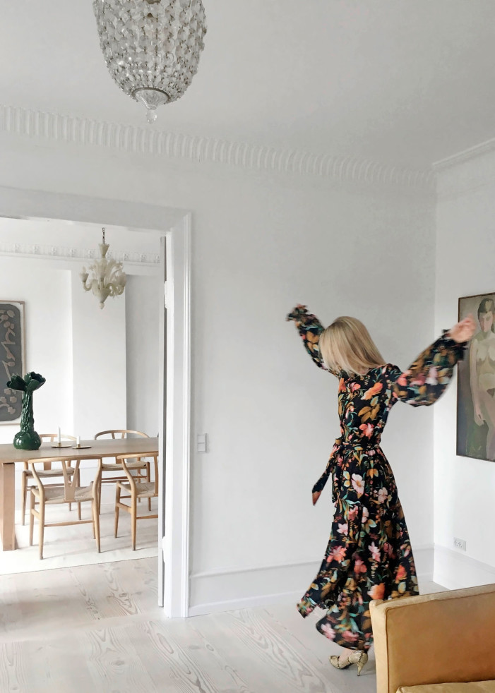 Фото №2 - Квартира модельера Бритт Сиссек в Копенгагене