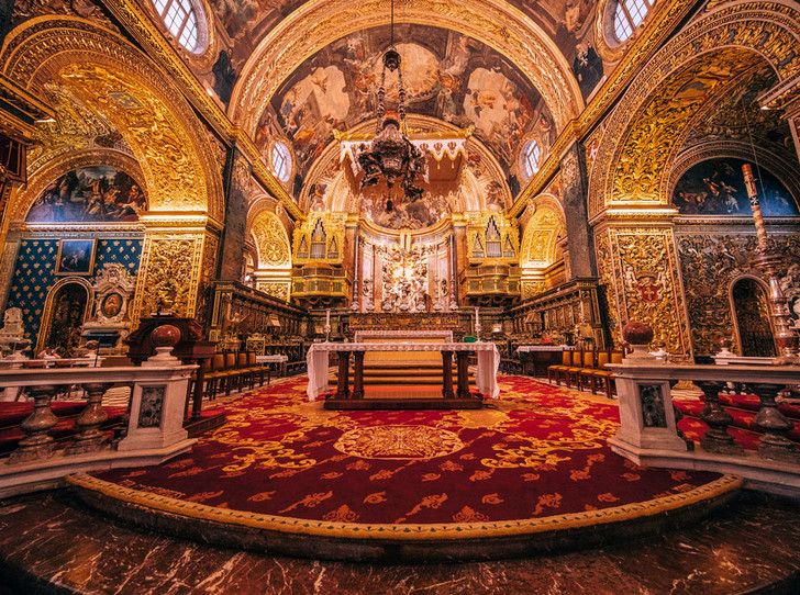 Фото №10 - Такая разная Мальта: шедевры архитектуры, дикая природа и отличные курорты