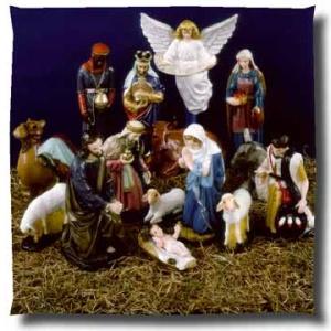 Фото №1 - Христос родился совсем иначе