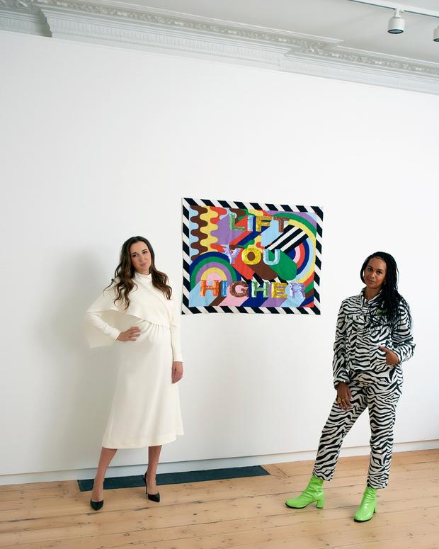 Фото №5 - Колумнист ELLE Мария Байбакова— о том, как женщины-художницы поддерживают других женщин