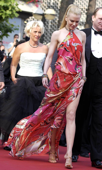 Фото №25 - Королева Канн: все модные образы Николь Кидман за историю кинофестиваля