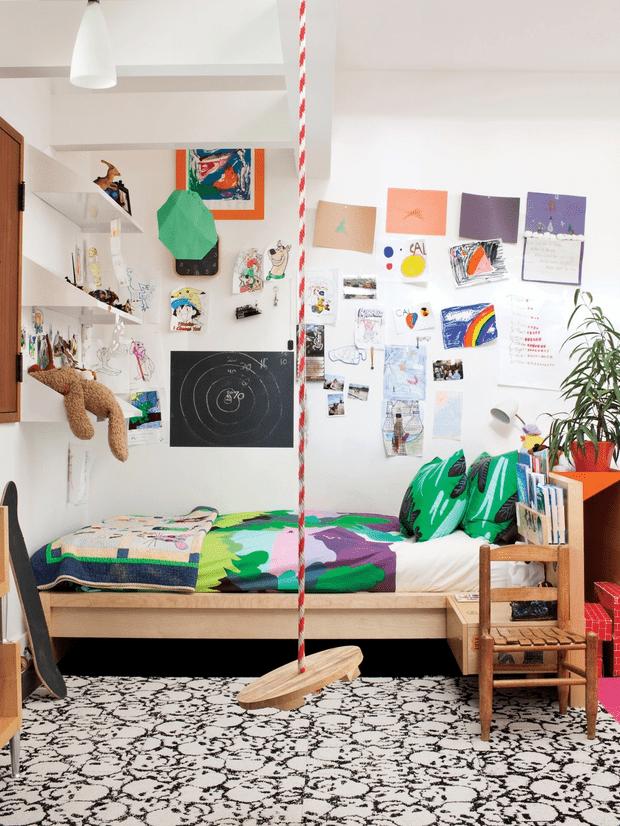 Фото №3 - Вопросы читателей: как оформить комнату для братьев «на вырост»?
