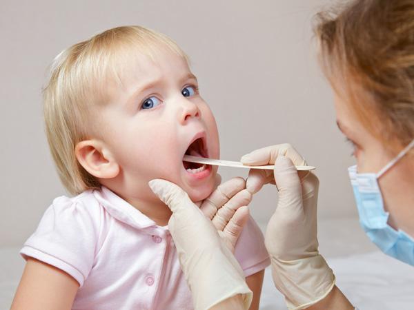Фото №1 - Пневмококковая инфекция у детей