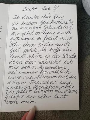 Фото №2 - Девочка с надеждой писала умершему отцу, и он ответил