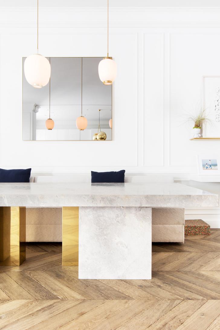 Фото №10 - Апартаменты с парижской атмосферой в Нью-Йорке