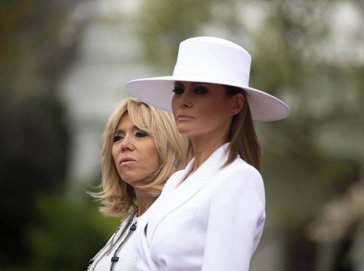 Фото №7 - Как Мелания Трамп «ломает» институт первой леди (и почему это похвально)