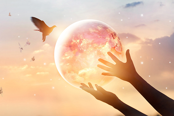Фото №1 - Какая планета на тебя влияет, и что это значит