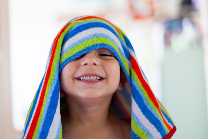Фото №4 - Как вытащить ребенка из ванной: 5 простых приемов
