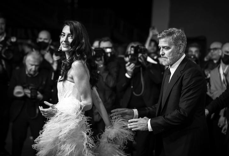 Фото №5 - Как в кино: Джордж и Амаль Клунинапоминают пару из фильма золотого века Голливуда