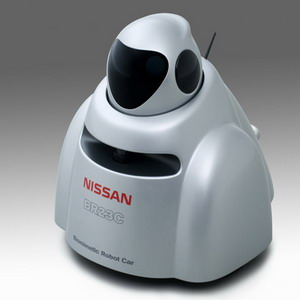 Фото №1 - Робот со шмелиными глазами