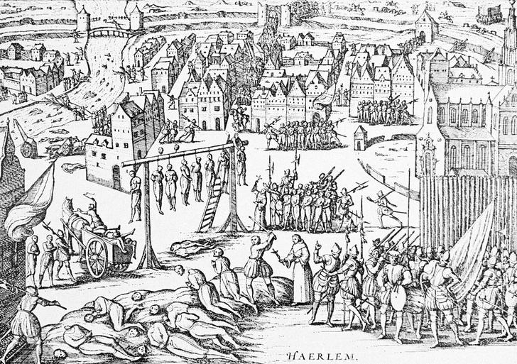 Фото №5 - Костры и пытки: как инквизиция вынесла смертный приговор всем жителям Нидерландов