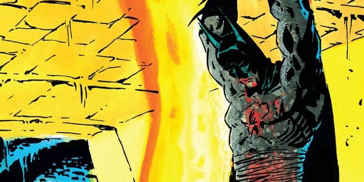 Фото №1 - 10 супергеройских комиксов, по которым можно снять крутые ужастики