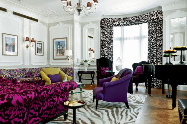 В 2012 году отель Claridge's отметит свое двухсотлетие. Встречать юбилей он будет в «новом платье» от Дианы фон Фюрстенберг.