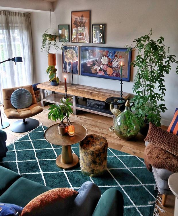 Фото №1 - Уютная гостиная: 10 простых идей
