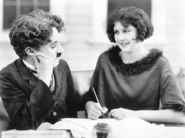 Фото №16 - Шесть женщин и одна единственная любовь Чарли Чаплина