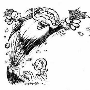 Фото №1 - Британию лихорадит от распродаж