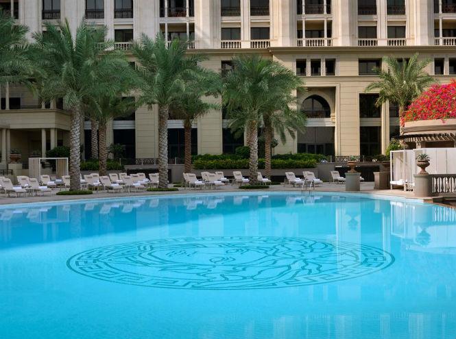 Фото №2 - Выиграйте путешествие на двоих в Palazzo Versace Dubai