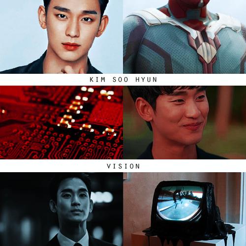 Фото №11 - Корейский Marvel: кто играл бы в «Мстителях», если бы их снимали в Южной Корее 🐱🏍
