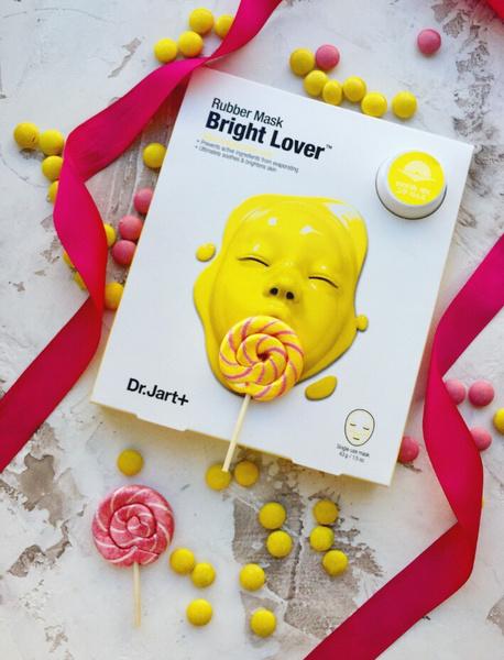Альгинатная маска Dr Jart+ Bright lover