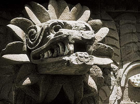 Фото №1 - Прощание с Пернатым Змеем