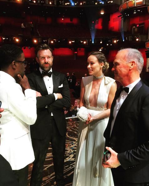 Фото №21 - Звездный Инстаграм: «Оскар-2016»