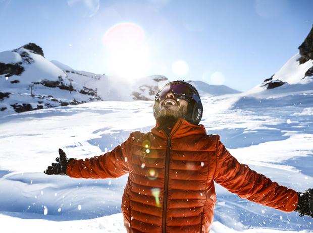 Фото №1 - Стартуем во французских Альпах: все, что нужно знать о катании на горных лыжах