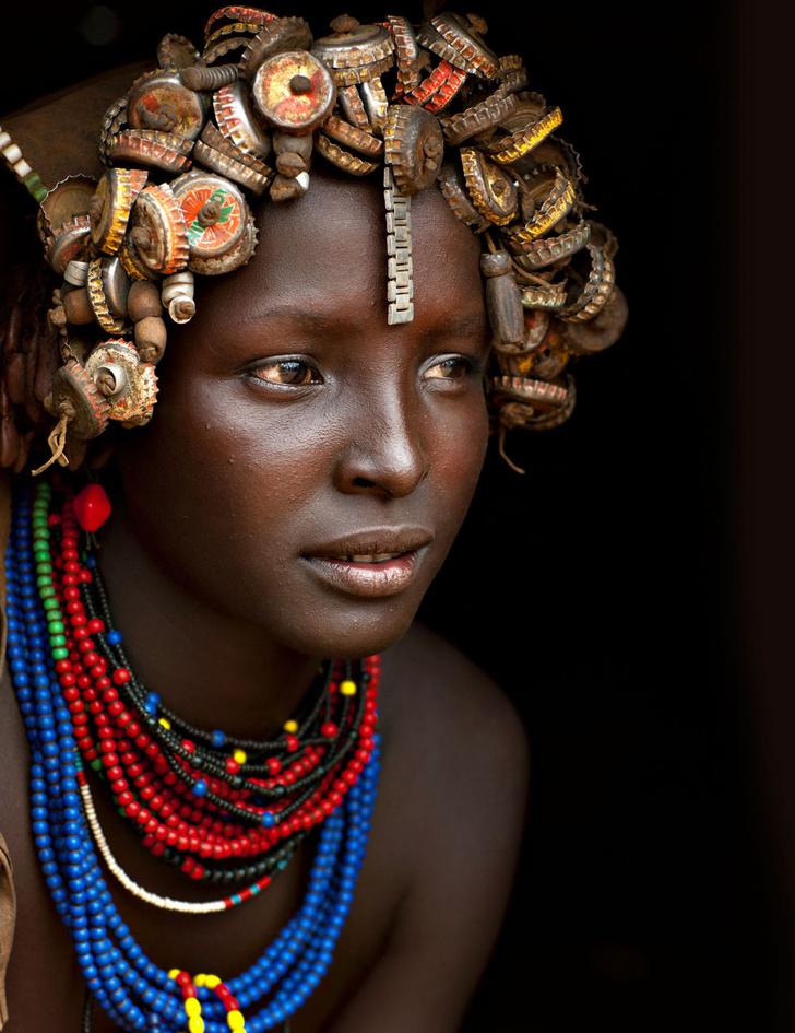 Фото №1 - Мисс мира: Эфиопия. Папина дочка