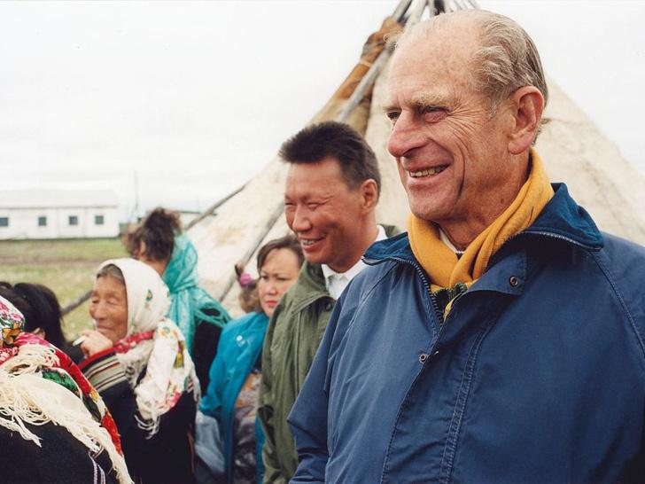 Фото №9 - Назад к корням: как прошел первый визит принца Филиппа в СССР