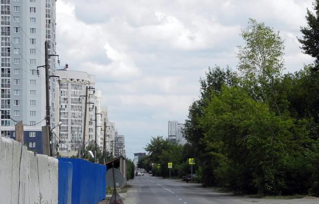 Фото №20 - Жилой комплекс «Белый парус»: флагман застройки деревянной окраины ВИЗа почти готов к сдаче