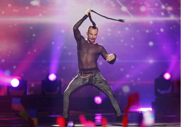 Фото №11 - 10 нелепых нарядов участников «Евровидения»